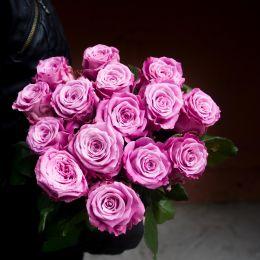 Роза лиловая 15